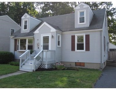 80 Powell Ave, Springfield, MA 01118 - MLS#: 72228430