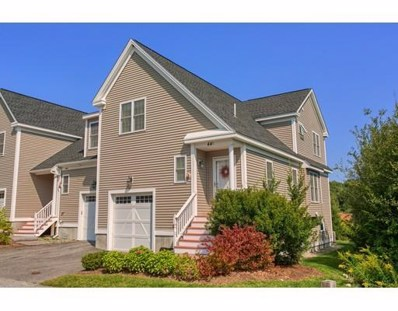 44 Longview Cir UNIT C, Ayer, MA 01432 - MLS#: 72228484