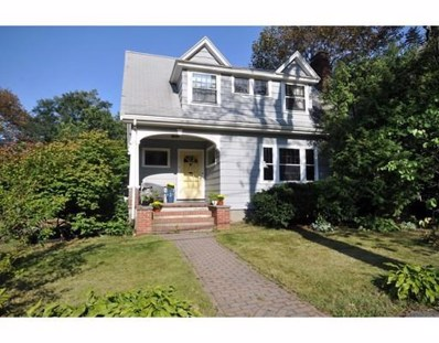 18 Harvard Street, Arlington, MA 02476 - MLS#: 72228628