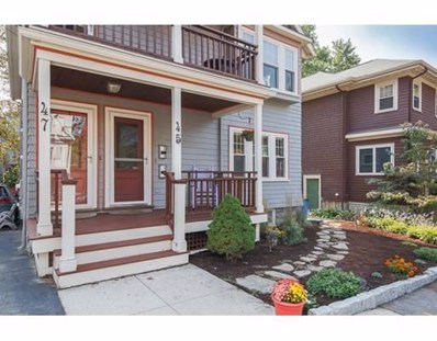 47 Newland Road UNIT 47, Arlington, MA 02474 - MLS#: 72228809