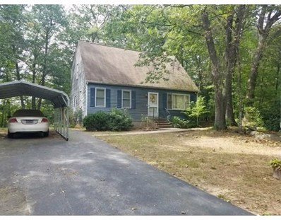 87A Tory Fort UNIT A, Worcester, MA 01602 - MLS#: 72229010