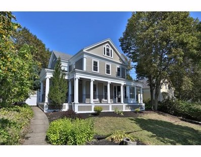 38 Salem St UNIT B, Reading, MA 01867 - MLS#: 72229024