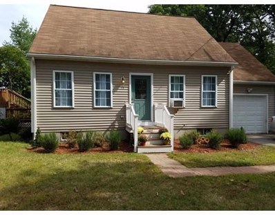 75 Marshall Road, Fitchburg, MA 01420 - MLS#: 72229546