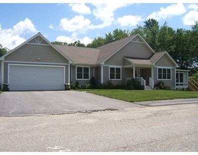 22 Whitman Bailey Drive UNIT 00, Auburn, MA 01501 - MLS#: 72229659