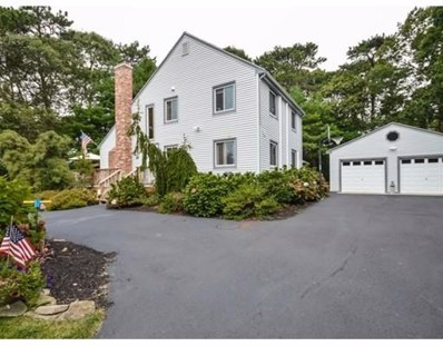 25 Inkberry Lane, Falmouth, MA 02556 - MLS#: 72229686