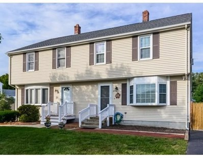 27 Harvest Rd UNIT 27, Uxbridge, MA 01569 - MLS#: 72229713