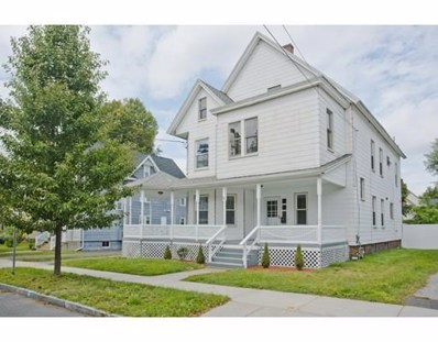 22 Madison St., Chicopee, MA 01020 - MLS#: 72230768