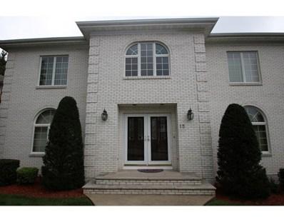 15 Ledgewood Road, Saugus, MA 01906 - MLS#: 72230855