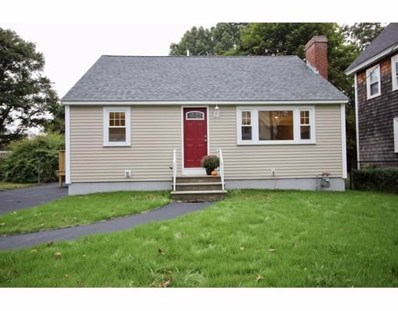 10 Powers Ave, Taunton, MA 02780 - MLS#: 72230895