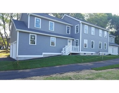 30 Leyden Street UNIT 30, North Andover, MA 01845 - MLS#: 72231055