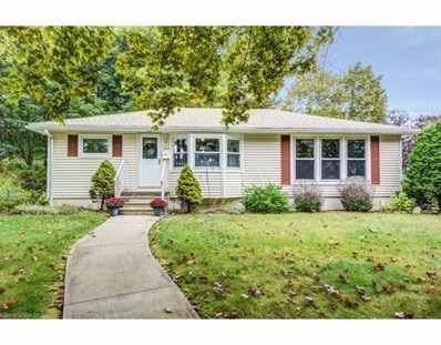 2 Hillside Ave, North Brookfield, MA 01535 - MLS#: 72231804
