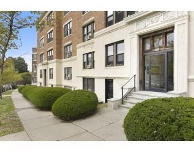 1657 Commonwealth Ave UNIT 8, Boston, MA 02135 - MLS#: 72231827