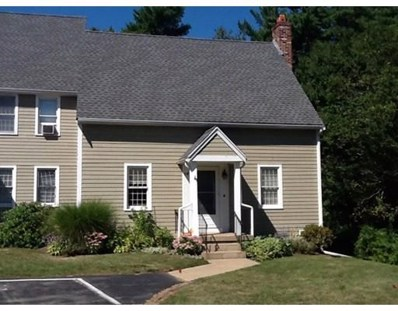 540 Twin Lakes Drive UNIT 540, Halifax, MA 02338 - MLS#: 72231967