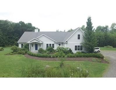 140 Hubbardston Rd, Princeton, MA 01541 - MLS#: 72231989