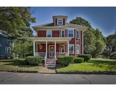 43 Buttonwoods Ave, Haverhill, MA 01830 - MLS#: 72231999