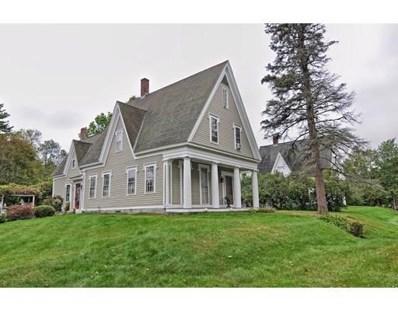13 Cottage St, Douglas, MA 01516 - MLS#: 72232237