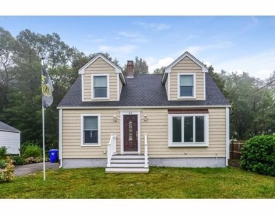 44 Ward Avenue, Rockland, MA 02370 - MLS#: 72232427