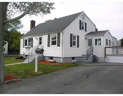 6 Lincoln Ave, Holbrook, MA 02343 - MLS#: 72232810