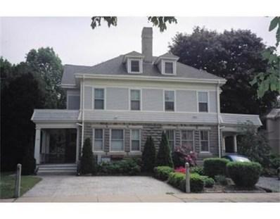 124 Hawthorn St. UNIT 1, New Bedford, MA 02740 - MLS#: 72232825