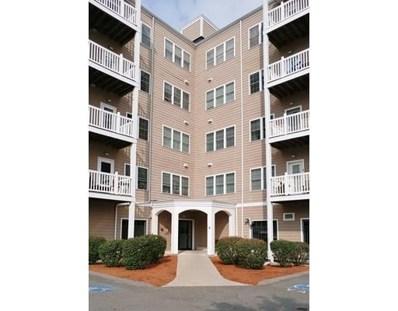 8 Walnut Street UNIT 419, Peabody, MA 01960 - MLS#: 72232944