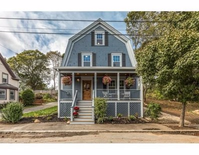 17 Woodside Street, Salem, MA 01970 - MLS#: 72233203