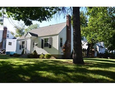 58 Bailey St, Worcester, MA 01602 - MLS#: 72233320