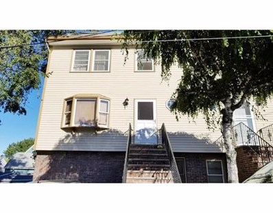 11 Franklin Place UNIT 1, Revere, MA 02151 - MLS#: 72233521