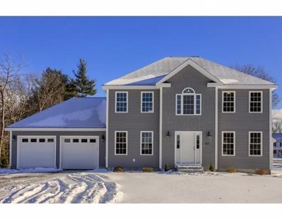 23 Woodland Drive UNIT OPTION A, Westminster, MA 01473 - MLS#: 72233840