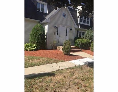 453 Turnpike St UNIT 17, Easton, MA 02375 - MLS#: 72234229