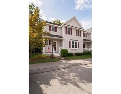 1012 Pleasant Street UNIT 9, Bridgewater, MA 02324 - MLS#: 72234257
