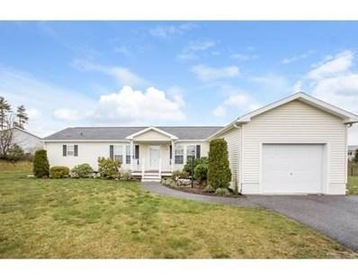 1808 Green Street Oak Point, Middleboro, MA 02346 - MLS#: 72234305