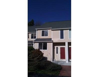 12 Gaslight Lane UNIT 12, Easton, MA 02356 - MLS#: 72234448