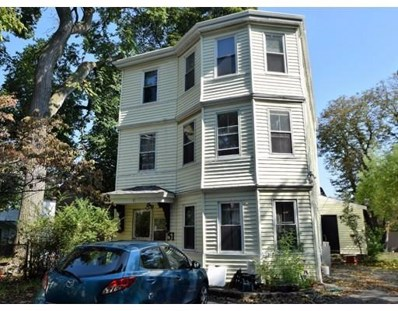 51 Creighton St UNIT 3, Boston, MA 02130 - MLS#: 72234507