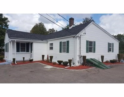 654 Montello St, Brockton, MA 02301 - MLS#: 72234865