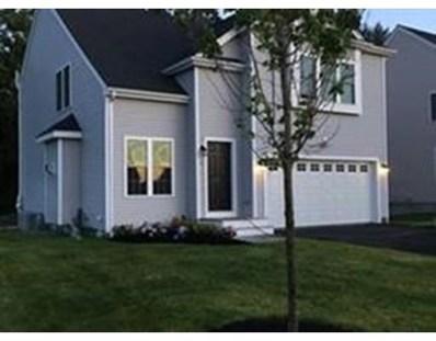 1 Fox Creek Lane, Framingham, MA 01701 - MLS#: 72234869