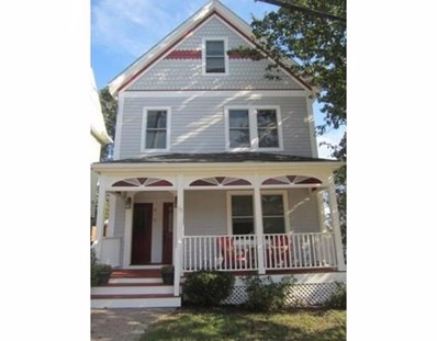 13 Fairview Street UNIT 1, Boston, MA 02131 - MLS#: 72234879