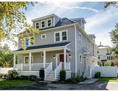 15 Wilton Rd UNIT 2, Newton, MA 02460 - MLS#: 72234922