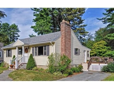 5 Rodgers Circle, North Reading, MA 01864 - MLS#: 72235140