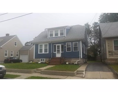 334 Reed St, New Bedford, MA 02740 - MLS#: 72235360