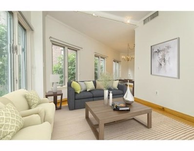 100 Fulton Street UNIT 2D, Boston, MA 02109 - MLS#: 72235762