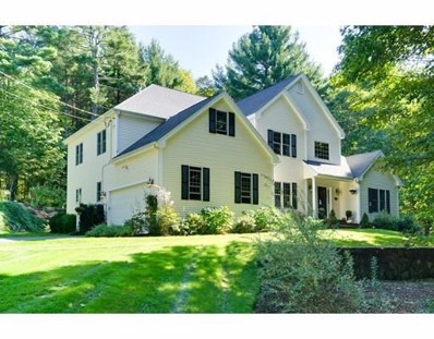 696 Highland St, Holliston, MA 01746 - MLS#: 72235905