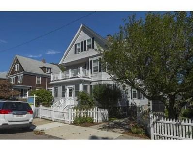 85 Fletcher Street UNIT 1, Boston, MA 02131 - MLS#: 72236243