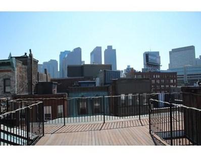 19 Cooper Street UNIT 4, Boston, MA 02113 - MLS#: 72236653