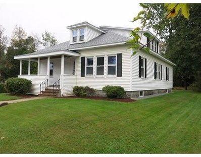 186 Franklin Rd, Fitchburg, MA 01420 - MLS#: 72236719