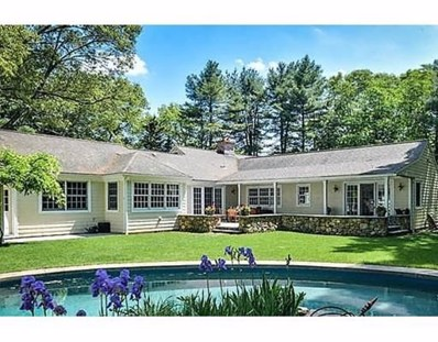 6 Willow St, Dover, MA 02030 - MLS#: 72236741