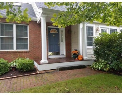 10 Woodbine Cir UNIT 10, Hanover, MA 02339 - MLS#: 72237053