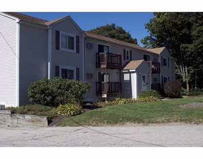 226 Park Street UNIT 7, North Attleboro, MA 02760 - MLS#: 72237118