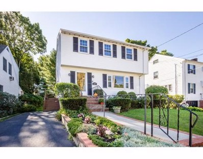 27 Courtney Rd, Boston, MA 02132 - MLS#: 72237402