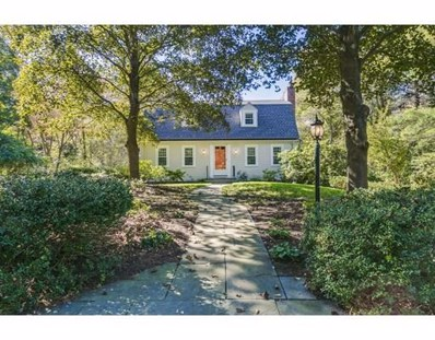 1 Colpitts Road, Weston, MA 02493 - MLS#: 72238187