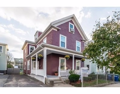 16 Webster St, Somerville, MA 02145 - MLS#: 72238216